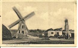 L 369 - Barbade- Old Style Sugar Mill - Cartes Postales