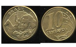 BRESIL 10 Centavos 2007 - Brésil
