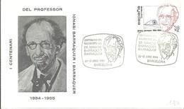MATASELLOS 1984  DR.IGNACIO BARRAQUER - 1931-Hoy: 2ª República - ... Juan Carlos I