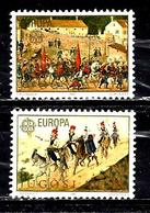 YOUGOSLAVIE 1769/1770** Europa 1981 Folklore - Neufs