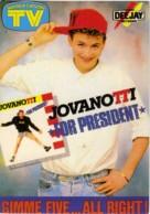 JOVANOTTI  Lorenzo Cherubini  Jovanotti For President  Gimme Five.. All Right  TV Sorrisi E Canzoni  Radio Dee Jay - Cantanti E Musicisti
