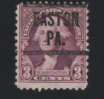 USA 681 SCOTT 720 EASTON PA - Estados Unidos