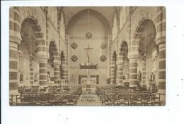 Chenois Waterloo Intérieur De L'Eglise - Waterloo