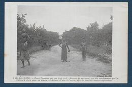 BANGASSOU - Deux Femmes Qui Ont Trop Erré.............. - French Congo - Other