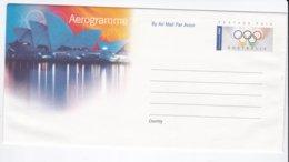 Australia 2000 Sydney Olympic Games Postal Stationary Mint (LAR8-26**NB) - Zomer 2000: Sydney
