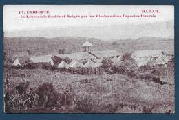 HARAR - La Léproserie Fondée Et Dirigée Par Las Missionnaires Capucins Français - Ethiopie