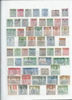 MALTE. Collection D'oblitérés Et Neufs** Sur 11 Pages De Classeur - Stamps