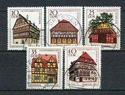 DDR Nr.2294/8           O  Used       (21714) ( Jahr: 1978 ) - DDR