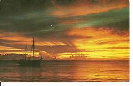 L 376 - Barbade- Sunset - Cartes Postales