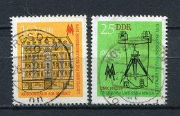 DDR Nr.2308/9           O  Used       (21717) ( Jahr: 1978 ) - [6] République Démocratique