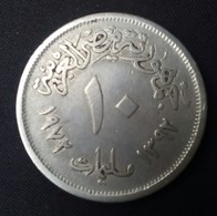 EGYPT - 10 Millièmes - 1972 - KM A426 - Agouz - Egypte