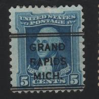 USA 628 SCOTT 710 GRAND RAPIDS MICH - Stati Uniti