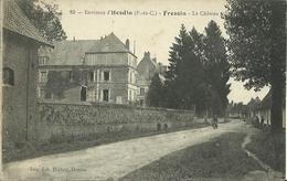 CPA De FRESSIN - Le Château. - Frankrijk