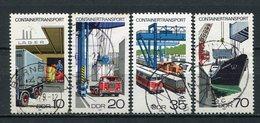 DDR Nr.2326/9           O  Used       (21724) ( Jahr: 1978 ) - DDR
