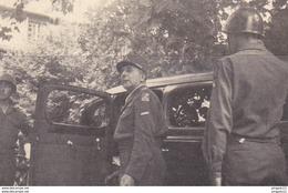 Fixe 1 ère Armée Française Rhin Et Danube De Lattre De Tassigny Hub 6 Janv 1946 Sanatorium D'altitude Résistance Hub - Guerra, Militares