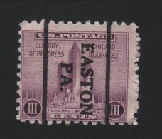 USA 696 SCOTT 729 EASTON PA - Estados Unidos