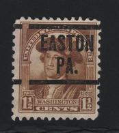 USA 695 SCOTT 706 EASTON PA - Estados Unidos