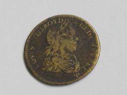 Jeton Royal à Identifier - Louis XIIII   **** EN ACHAT IMMEDIAT **** - Royal / Of Nobility