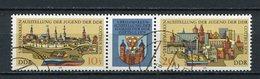 DDR Nr.2343/4 Streifen           O  Used       (21728) ( Jahr: 1978 ) - DDR