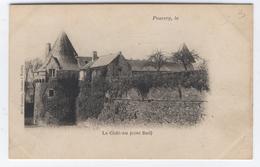 PONTIVY Le Château (côté Sud) - Pontivy