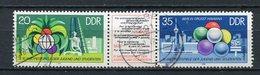 DDR Nr.2345/6 Streifen           O  Used       (21729) ( Jahr: 1978 ) - DDR