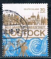 2018  800 Jahre Hansestadt Rostock - [7] République Fédérale