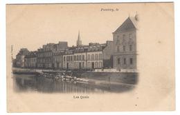 PONTIVY Les Quais (lavandieres) - Pontivy