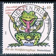2018  Wohlfahrtsmarke  (85+40 Cent-Wert) - [7] République Fédérale