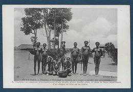 "OUBANGUI - Femmes "" Sabanga "" Venues Au Poste Vendre................ - French Congo - Other"