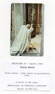 Vaticano - Urmet - Porta Santa - Nuova - Validità 1.9.2001 - (FDC13266) - Vaticano