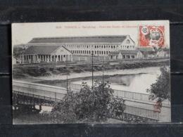 Z26 - Indochine - Tonkin - Haiphong - Pont Des Docks Et Casernes - 1911 - Vietnam