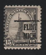 USA 1143 SCOTT 566 FLINT MICH - Estados Unidos