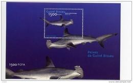 Guinée Bisssau 2002-Requin YT B133**MNH - Fishes