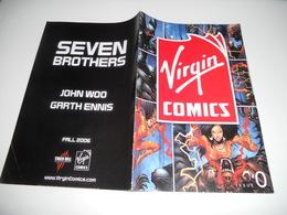 VIRGIN COMICS ISSUE N°0 ONE SHOT 2006  EN V O - Zeitschriften