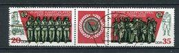 DDR Nr.2357/8 Streifen          O  Used       (21733) ( Jahr: 1978 ) - DDR