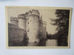 Argenton Chateau. Chateau De L'Ebaupinay.... CIM - Argenton Chateau