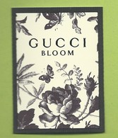 GUCCI * BLOOM * - Perfume Cards