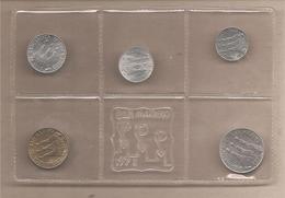 San Marino - Monete FdS In Miniserie 1975 - San Marino
