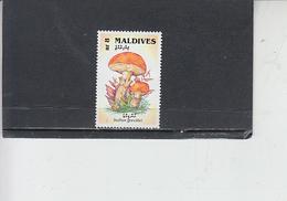 MALDIVE -  Alimentazione - Funghi - Funghi