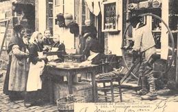 Scènes De Foire - Coutelier Ambulant - Collection E. Hamonic N'245 - Cecodi N'A 2 - Non Classés