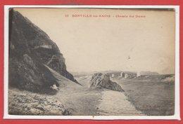 50 - DONVILLE Les BAINS -- Chemin Des Dunes - Frankrijk