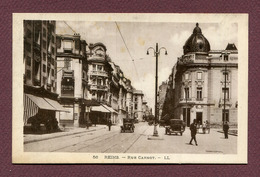 "REIMS  (51) : "" RUE CARNOT "" - Reims"
