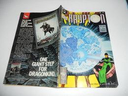THE WORLD OF KRYPTON N°3 (1987) V O DC - Zeitschriften