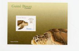 Guinée Bisssau 2001-Tortues YT B86+682/85**MNH - Guinée-Bissau