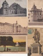 ALLEMAGNE Lot De 40 Cartes Postales Anciennes Variées. CPA (2) - Cartes Postales