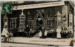 Epicerie H. FOURNIER  10 Place Hoche 20 Rue Carnot, Versailles - Magasins