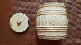 Pot à Tabac En Faïence De LANGEAIS - Other Collections