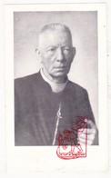 Devotie - Foto 2x Priesterjubileum 50j./60j. Leopold Demonie OLV Roeselare / Brugge Poperinge Lauwe Ettelgem Menen - Images Religieuses