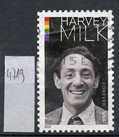 Etats Unis - Vereinigte Staaten - USA 2014 Y&T N°4719 - Michel N°(?) (o) - Sans Valeur H Milk - Estados Unidos