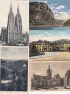 ALLEMAGNE Lot De 40 Cartes Postales Anciennes Variées. CPA (3) - Cartes Postales